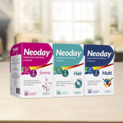 Embalagens Linha Neoday