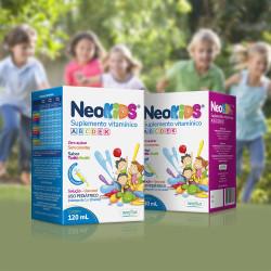 Embalagem Neokids
