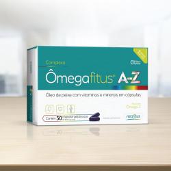 Embalagem Omegafitus A-Z