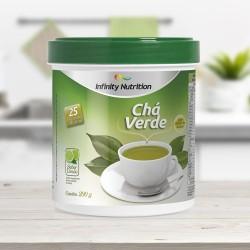 Rótulo Chá Verde