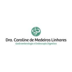 LOGOMARCA DRA. CAROLINE DE MEDEIROS LINHARES