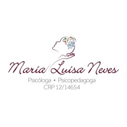 LOGOMARCA MARIA LUISA NEVES